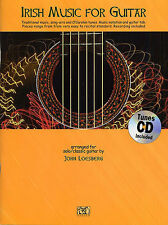 Irish Music For Guitar Learn to Play Celtic Songs Music Book & CD