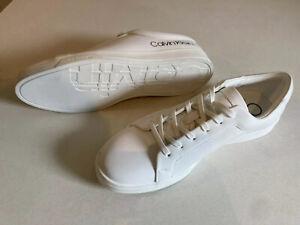 CALVIN KLEIN Sneaker / WEISS / EU 42 US 9. NEU und ungetragen! Schuhe 👟