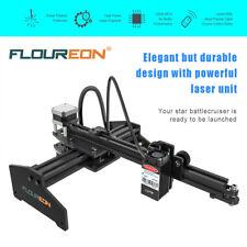 7W Bricolage Bureau Laser Gravure Machine De DéCoupe Graveur Imprimante 32Bit EU