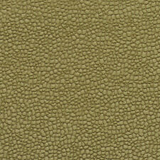 C313 Green Pebbled Stain Resistant Microfiber Upholstery Fabric By The Yard