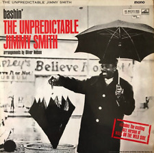 JIMMY SMITH - Bashin': The Unpredictable Jimmy Smith  (LP) (VG/VG-)