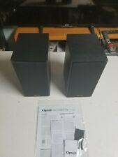 Klipsch R-41M Bookshelf Speakers - Pair