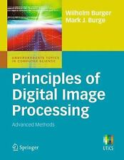 Principles of Digital Image Processing: Advanced Methods
