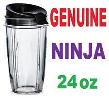 Ninja 24oz Cup +Lid for Blender BL451 BL454 BL456 BL480 BL481 BL482 BL483 BL491