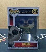 Timon - 549 Disney The Lion King (Funko POP!) Vinyl Figure