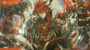 CardFight Vanguard Booster VOL.8 Absolute Judgment Playmat or Computer Mouse Pad