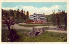 THE LODGE IN CUSTER STATE PARK, BLACK HILLS, SD