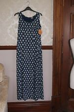 OILILY Vintage Floral Maxi Dress Party BNWT size 36  UK 8 - 10