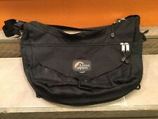 Rare! Lowe Alpine Express Messenger Bag in Black!