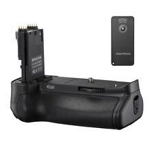 walimex pro Batteriehandgriff für Canon 5DMarkIII für 2x LP-E6 Akkus oder 8x AA