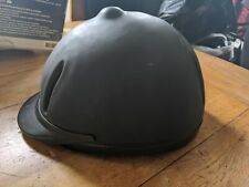 CHILDS CLASSICO RIDING HELMET/HAT WITH PEAK SIZE S/M 52-56 CM ADJUSTABLE TO FIT