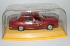 Pilen Toys, 1970's Renault 12-S Fire, 1/43 Scale Made in Spain, Nice Original