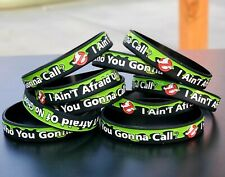 GHOSTBUSTERs BRACELET FAVOR LOOT STICKER PARTY SUPPLIES BALLOON CUPCAKE TOPPER