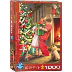 Eurographics Puzzle 1000 Piece Jigsaw - Christmas Surprise  EG60005640