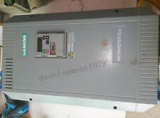 Simens USED Midimaster  inverter 6SE9523-0DG40 20HP 380V 15KW Tested