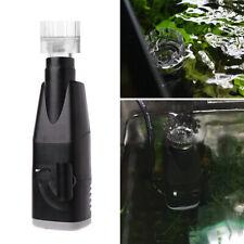 Aquarium Surface Oil Skimmer Fish Tank Pump Filter 300L/H 5W Remover Adjustable