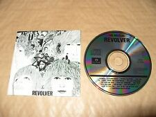 The Beatles - Revolver (1988) cd Ex Condition