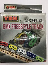 Rainbow Heavy Duty Bicycle Chain (multi Colored)