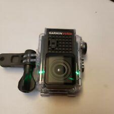 Garmin  Virb U30 Intelligent Motion Camera with clear case
