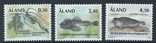 ALAND ISLANDS 1997 SG116-118 Marine Survivors from the Ice Age Set  Mint MNH