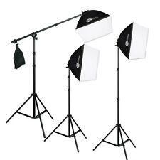 EZ Softbox Kit Photography Video Boom New Steve Kaeser Photographic Lighting