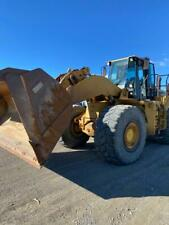CATERPILLAR 980G WHEEL LOADER CAT