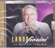 CD ♫ Audio Lando Fiorini ~ Ti. Roma My with Venditti Baglioni Auteri
