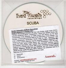 (GO817) Scuba, Adrenalin - 2011 DJ CD