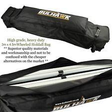Bulhawk 3x4.5m Calidad de alta resistencia Gazebo con Ruedas Holdall almacenamiento Pully Bolsa De Transporte