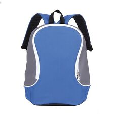 Unisex Backpack Rucksack 4 Colours School Gym Sports Travel Kids Adults