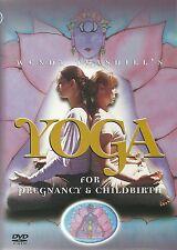 YOGA FOR PREGNANCY & CHILDBIRTH DVD WITH WENDY TEASDILL