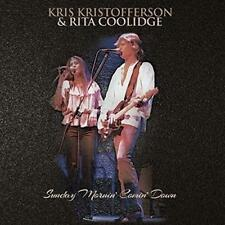 KRIS KRISTOFFERSON & RITA COOLIDGE – SUNDAY MORNIN' COMIN' DOWN : LIVE (NEW) CD