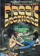 Freak Brothers 2, BSE