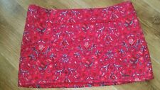 Abercromie & Fitch floral Skirt, Size 10 BNWT 30 mm long