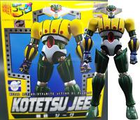 KOTETSU JEEG ROBOT D'ACCIAIO EVOLUTION TOY DYNAMITE S X METAL Action Figure 12cm