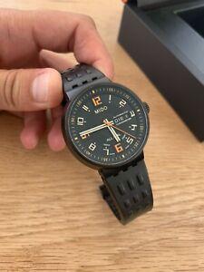 Mido All Dial Big Gent Chronometer Black PVD
