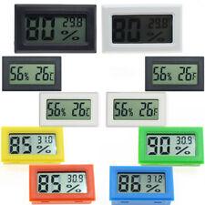 US Digital Temperature Mini Humidity Meter Gauge Thermometer Hygrometer Degre