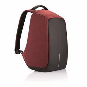 XD Design Bobby Original Anti-Theft Laptop Backpack with USB port Unisex bag UK