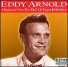 Country Music Hall of Fame by Eddy Arnold (CD, Sep-2000, King)