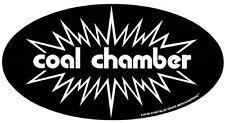 Coal Chamber - Starburst Oval Sticker