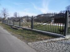 Moderner Aussen Garten Grundstück Handarbeit Geländer Zaun Klassisch Zaun M378