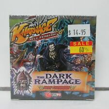 Devil Pig Games Kharnage: The Dark Rampage Army Expansion NEW