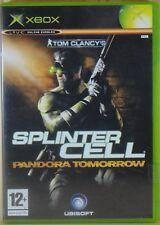 Tom Clancy's Splinter Cell: Pandora Tomorrow (Microsoft Xbox, 2004) - PAL