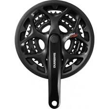 Shimano FC-A073 Square Taper Triple Chainset 7-/8-Speed, 50 / 39 / 30T 165 mm