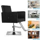 Hydraulic Barber Chair Armchair Vintage All Purpose Hair Beauty Salon Stylist US