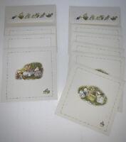 Brambly Hedge Jill Barklem Carlton Greeting Cards, Envelopes 2000 Set of 8 W/box