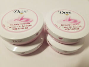 4X Dove Beauty Cream, Day & Night SKIN MOISTURIZING, 2.53 OZ each, U.S. FREESHIP