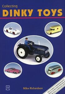 Vintage Dinky Toys - Types Models Dates / Illustrated Book + Values