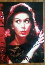Hammer Horror Janette Scott Signed Photograph