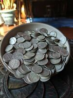 1/2 Half Pound of 90% Silver Dimes - NO JUNK - Roosevelt/Mercury/Barber Coins